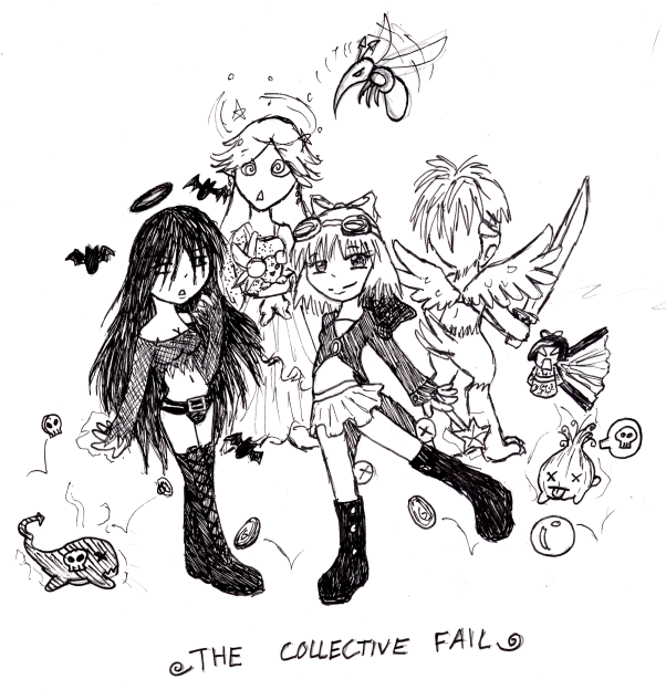 Collective Fail by Crysums