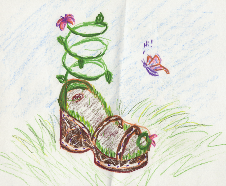 Antfarm Sandals by Crysums