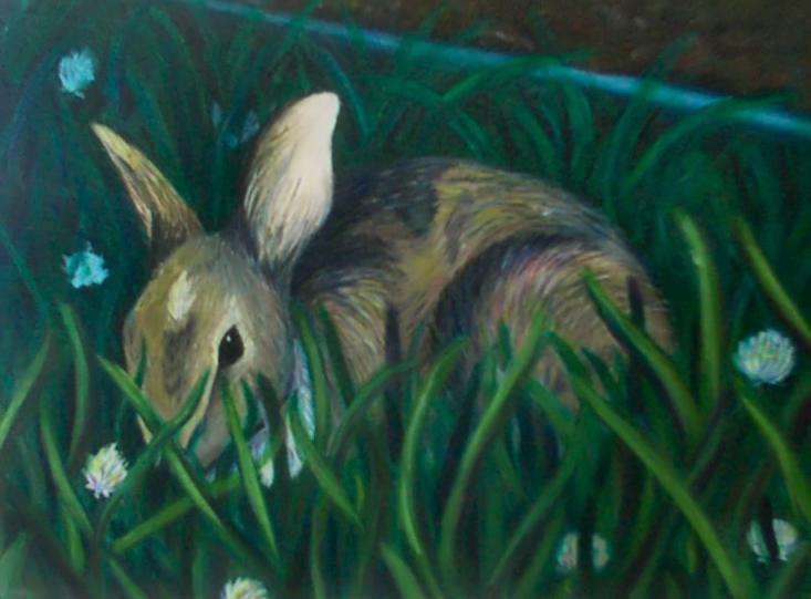 Bebe Bunny by Crysums