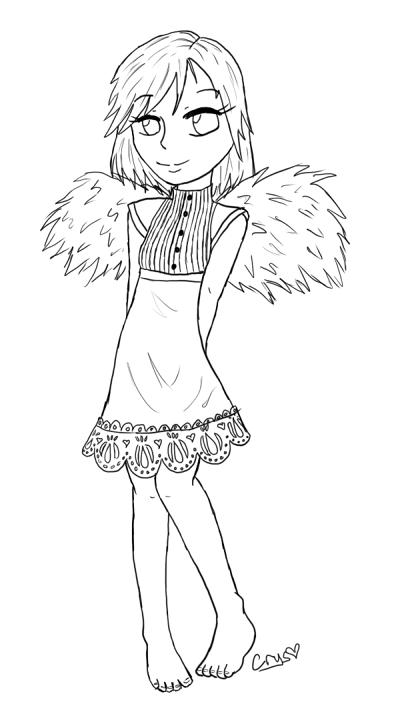 Blind Angel by Crysums