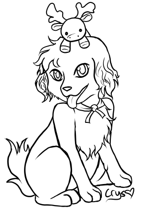 Deppy Puppy by Crysums