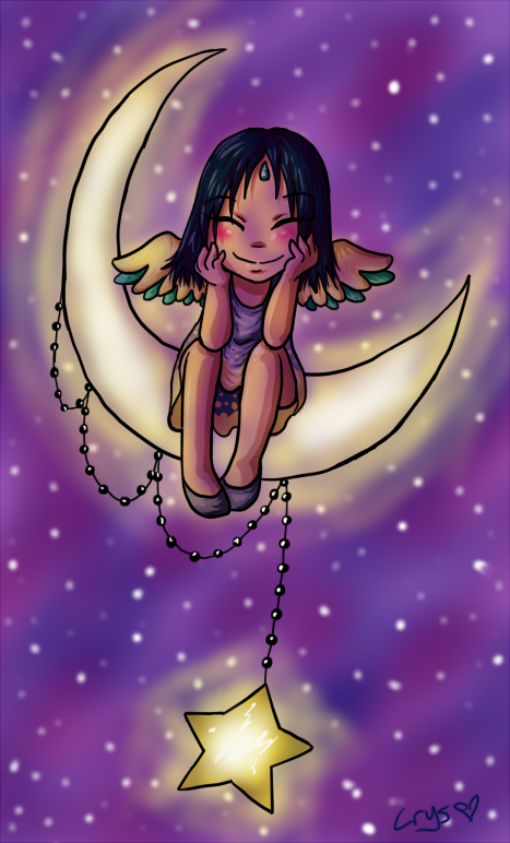 Moon Dreams by Crysums