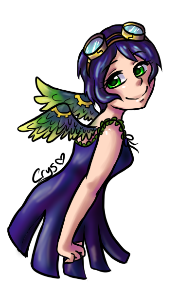 Peacock Lai by Crysums