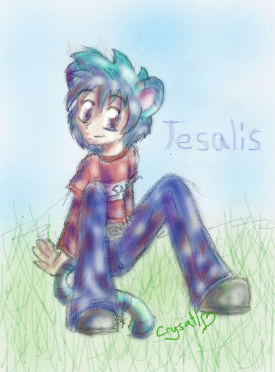 Tesalis by Crysums