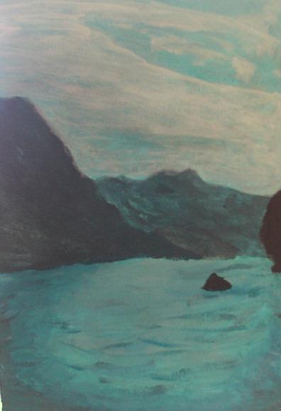 Blue Ocean by Crysums