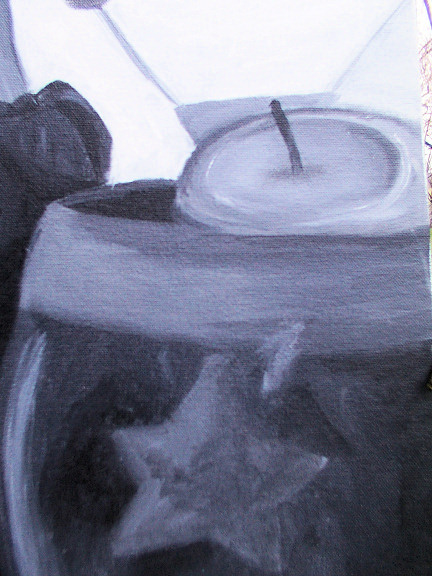 Candle Close Up 2 by Crysums