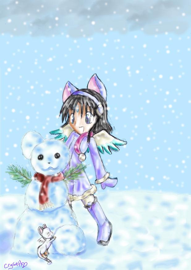 Winter Memories by Crysums
