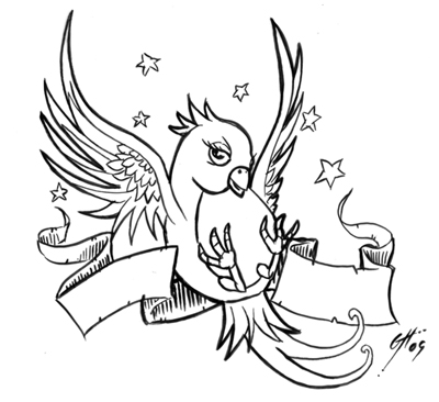 Trendy Angel Tattoo Designs - Angel Wing Design Your Own Tattoo - Michael
