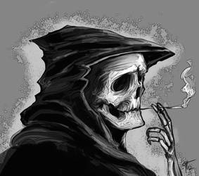 A Grim Smoke by TheMacRat