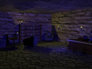 Mistic Study Room