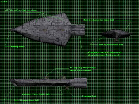 Shakalar Battlecruiser