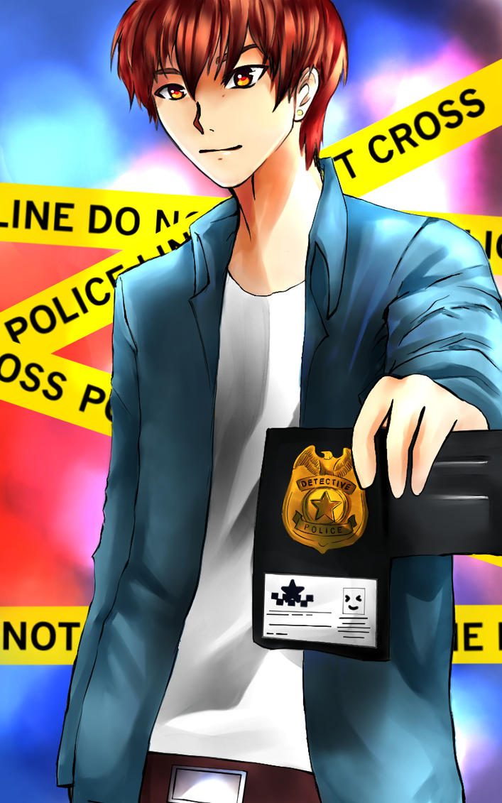 I am the Police! by HoboBroccoli