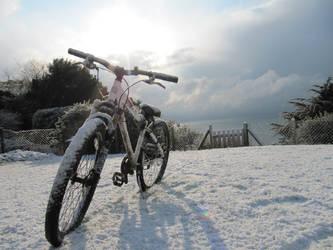 Snew Bike by cabbage123