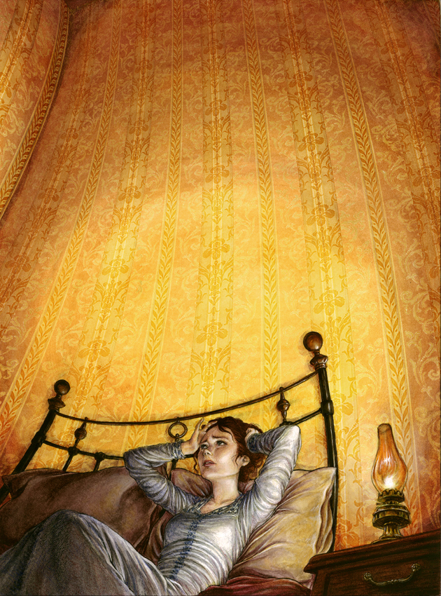 The Yellow Wallpaper III by hyperphagia on DeviantArt