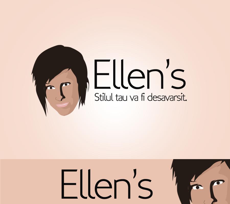 Ellen's logo V2
