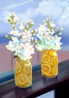 Lemons by Mellodee