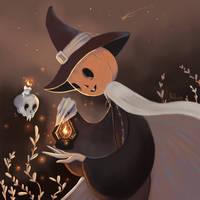 Pumpkin Kid by Mellodee