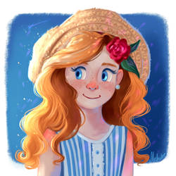 Sunny Day by Mellodee