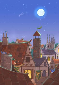 Town Minstrel
