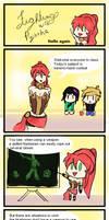 Fighting with Pyrrha 1