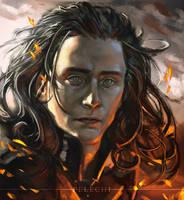 Loki by PelechiAM