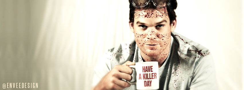 Dexter - Facebook Cover Photo by enveedesigns