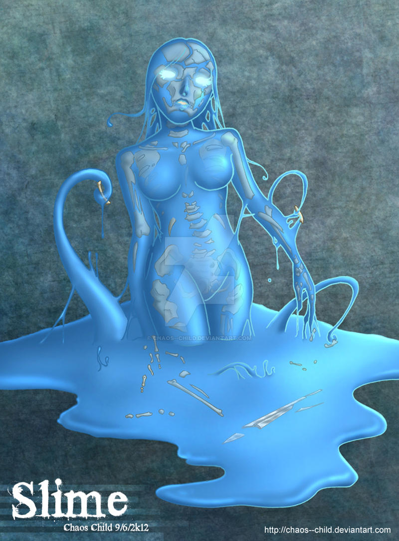30 Monster Girls - 03 - Slime by Chaos--Child