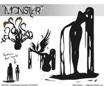 Month of ''Monster'' - Day 12 - Monster concept 04