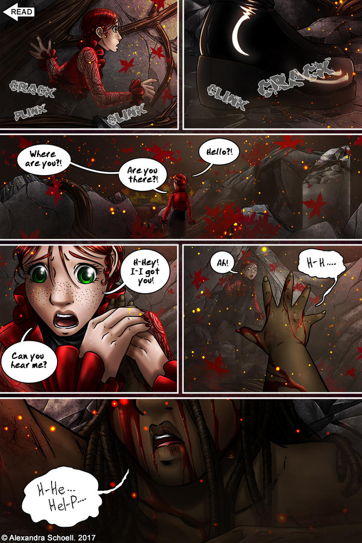 ''Monster'' - Chapter 01 - Page 43 by Chaos--Child