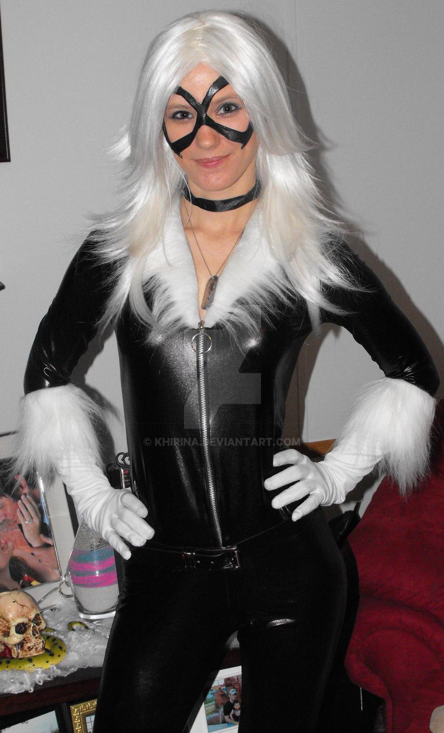 Black Cat Costume by Khirina Black Cat Costume by Khirina & Black Cat Costume by Khirina on DeviantArt