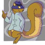 Secret Squirrel [FANART]