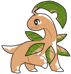 a simple grass child by kurakitae
