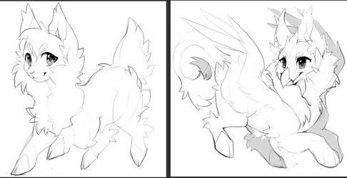 [Closed] [Concept Sketches] Random species #3