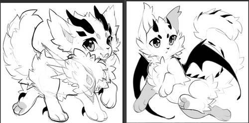 [Closed] [Concept Sketches] Random species #5