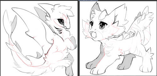 [Closed] [Concept Sketches] Random species #6