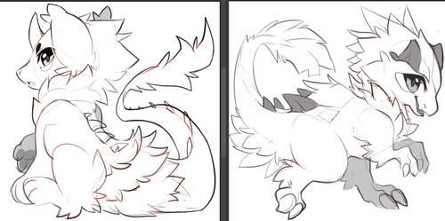 [Closed] [Concept Sketches] Random species #8