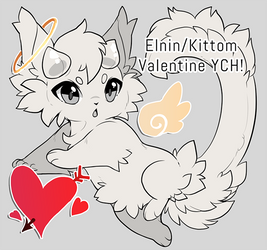 [Closed] [YCH] Elnin/Kittom YCH!