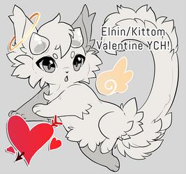 [Open] [YCH] Elnin/Kittom YCH!
