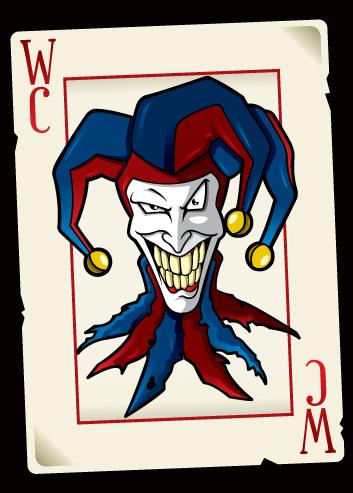 Go back gt gallery for gt evil joker card