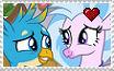 Gallus x Silverstream stamp