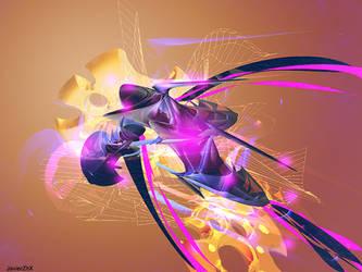 Flying toward reality by JavierZhX