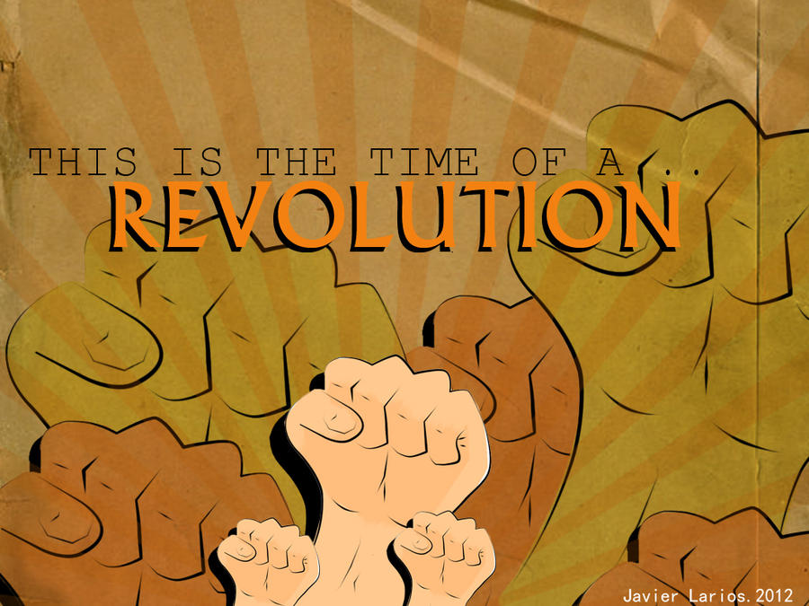 Revolution by JavierZhX
