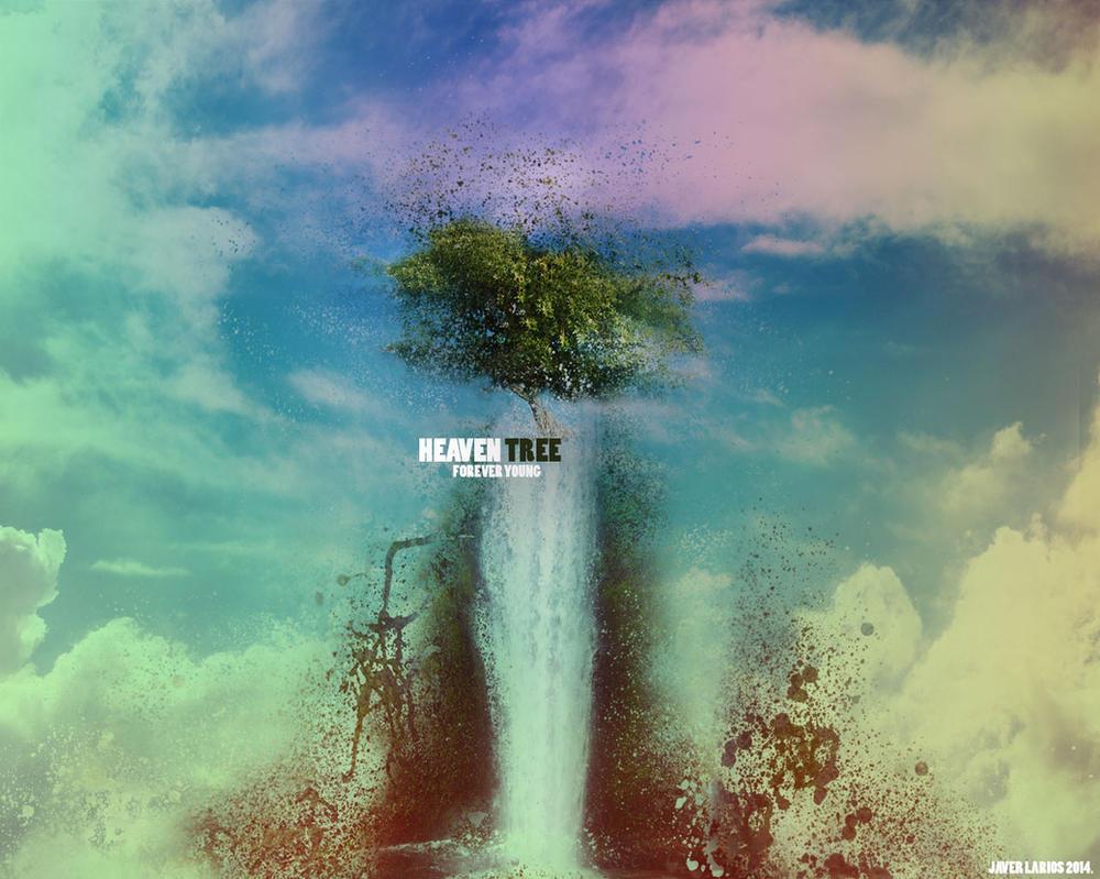 Heaven Tree by JavierZhX