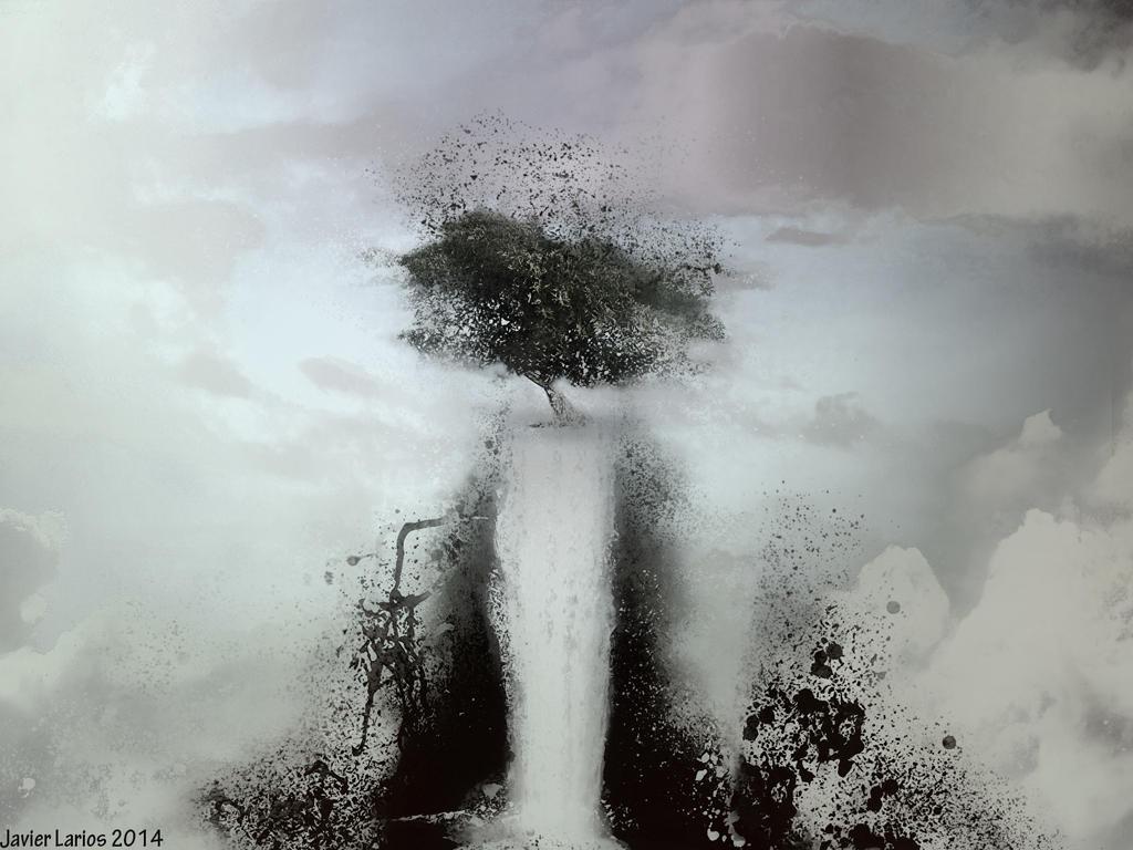 Dark Tree by JavierZhX