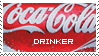 Coca Cola Drinker by JavierZhX