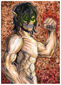 Eren Jaeger (Titan Form)