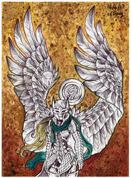 Winged Armored Ezaura