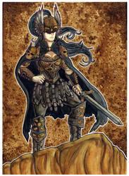 Dark Xena