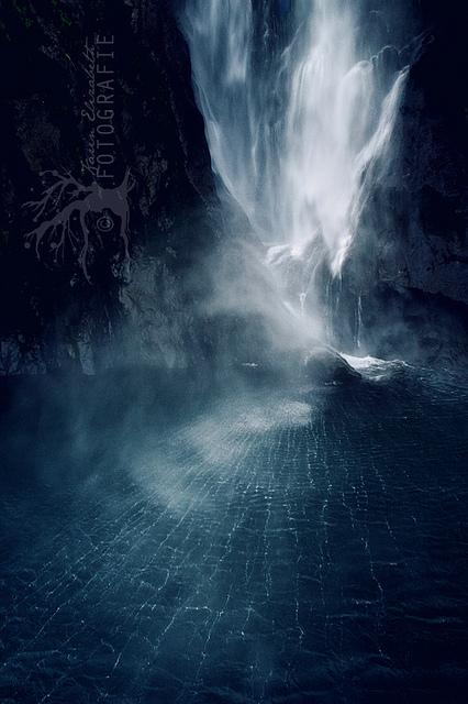 Bowen Falls'' by karinelips