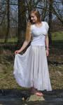 white dress stock - 3